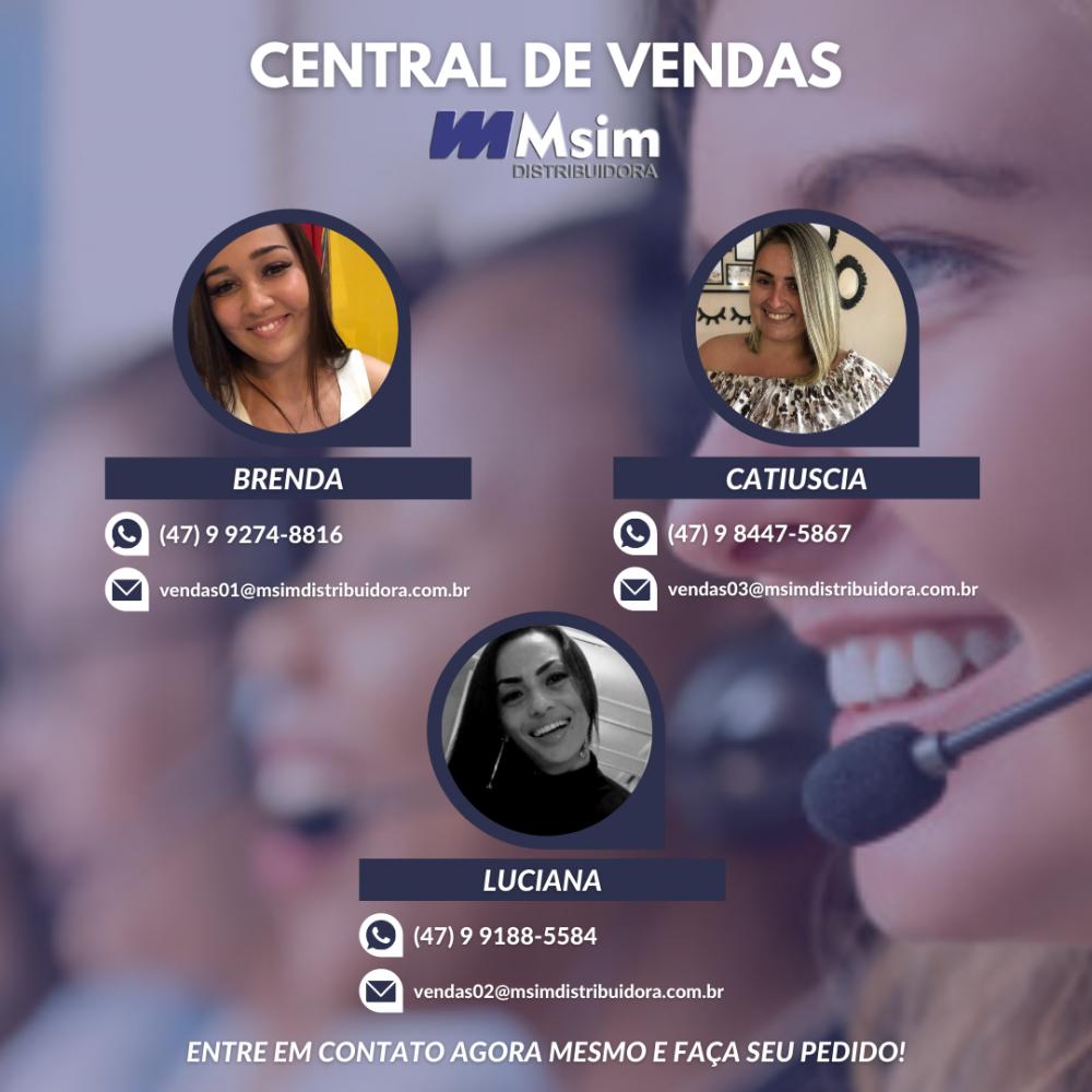 Pop-up Central de Vendas